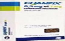 Champix : le nouveau médicament anti-tabac est en vente