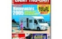 Camping-Car Magazine : Spécial Nouveautés 2005